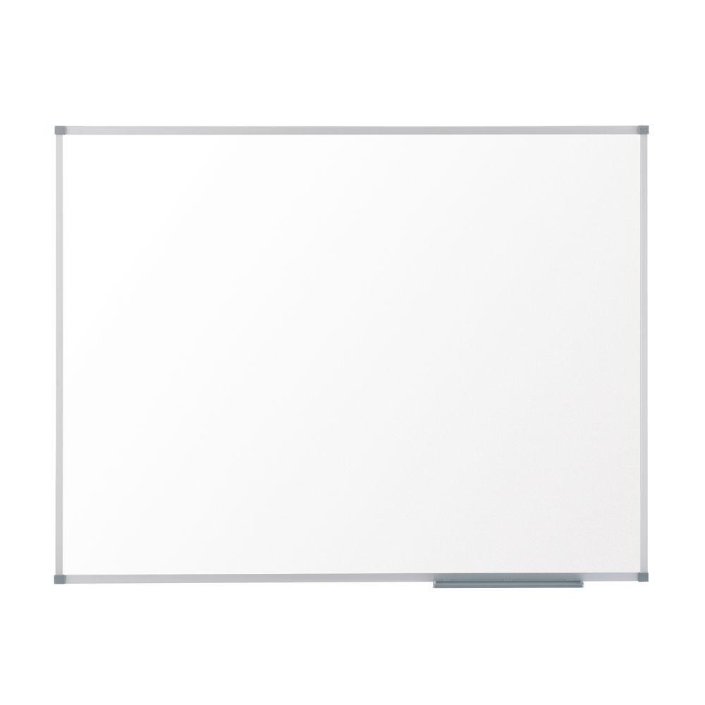 Nobo Basic Melamine Non-Magnetic Whiteboard, 1500x1000mm - 1905204