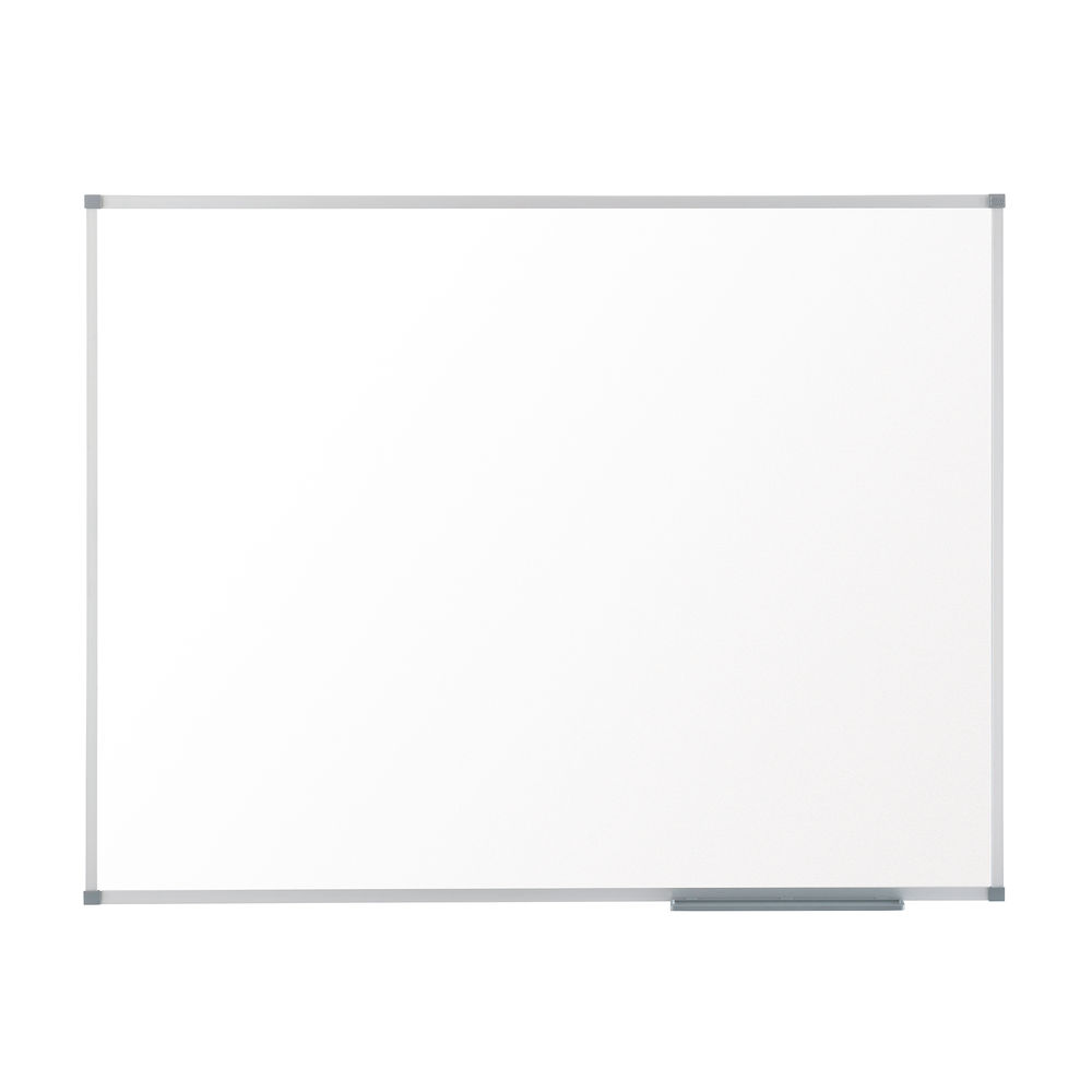 Nobo Basic Melamine Non-Magnetic Whiteboard, 2400x1200mm - 1905206