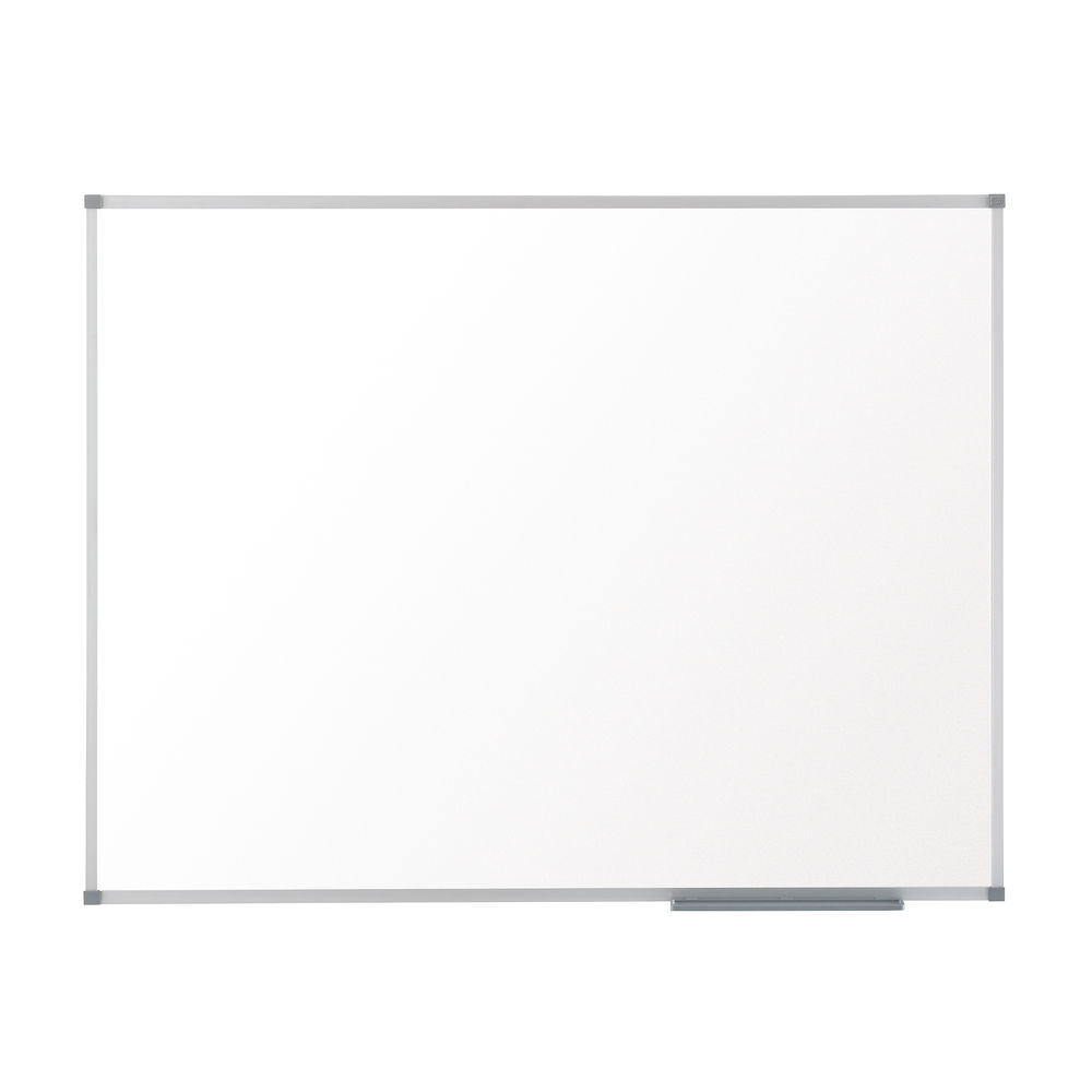 Nobo Prestige Enamel Magnetic Whiteboard, 1800x1200mm - 1905224