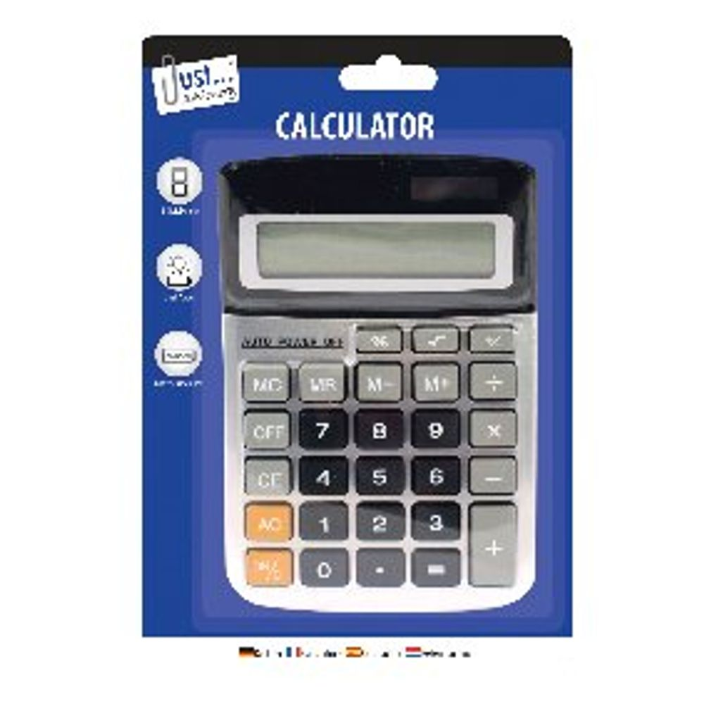 Tallon Midi Desktop Calculator (Pack of 6) – 6062