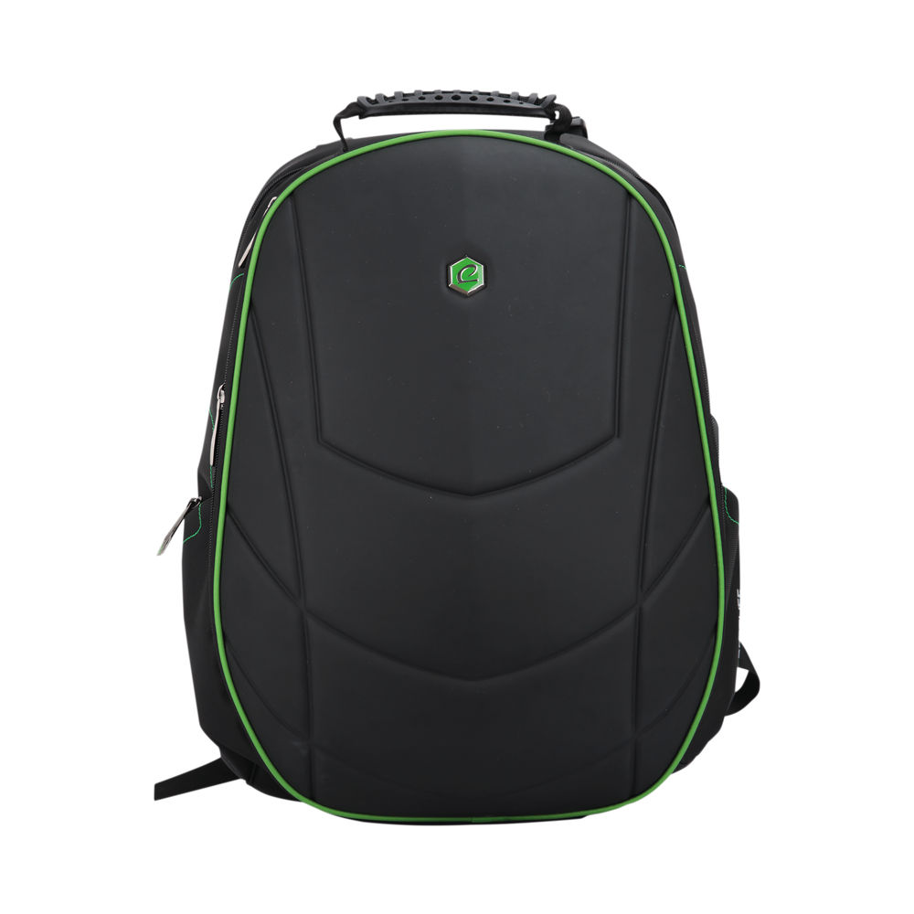BestLife 17 Inch Gaming Assailant Backpack with USB Connector Black BB-3331GE