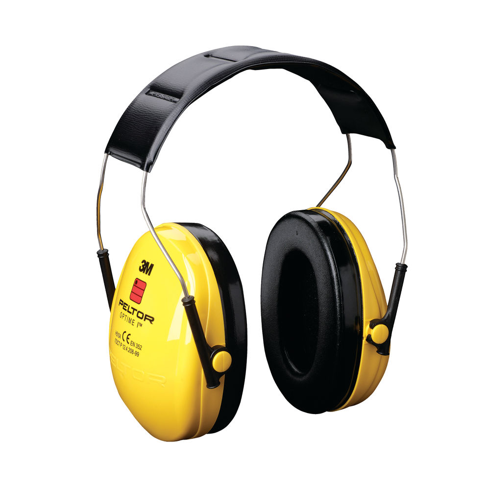 3M Optime I Peltor Ear Defenders - H510A-401-GU