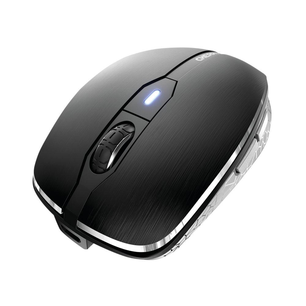 Cherry MW 8 Advanced Wireless RF/Bluetooth Mouse Black JW-8000