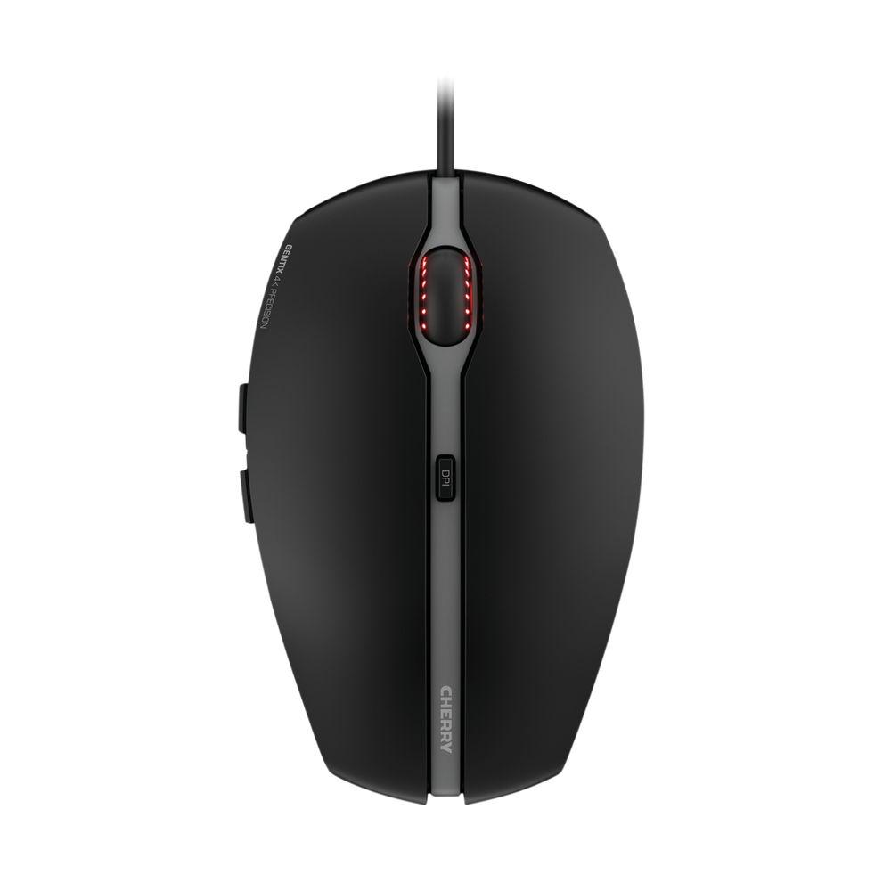 Cherry Gentix 4K Corded Mouse Black JM-0340-2