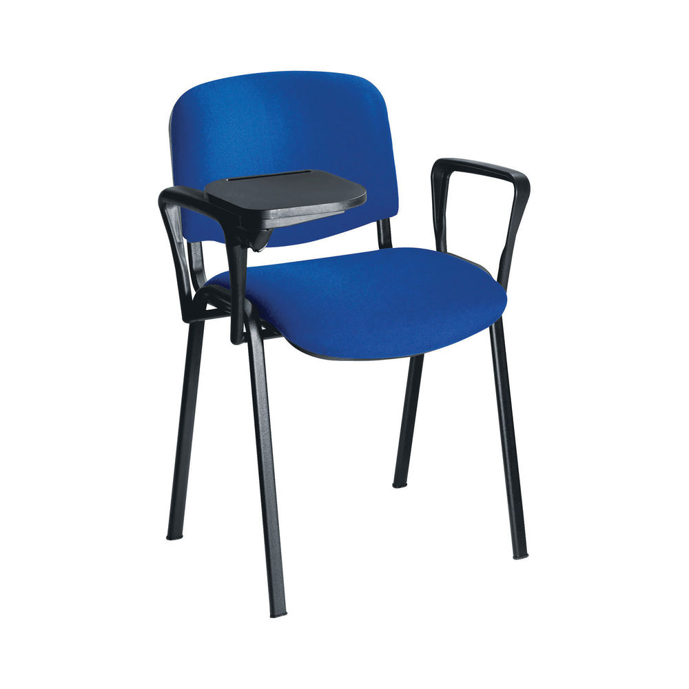 Jemini Black Chair Arm and Writing Tablet