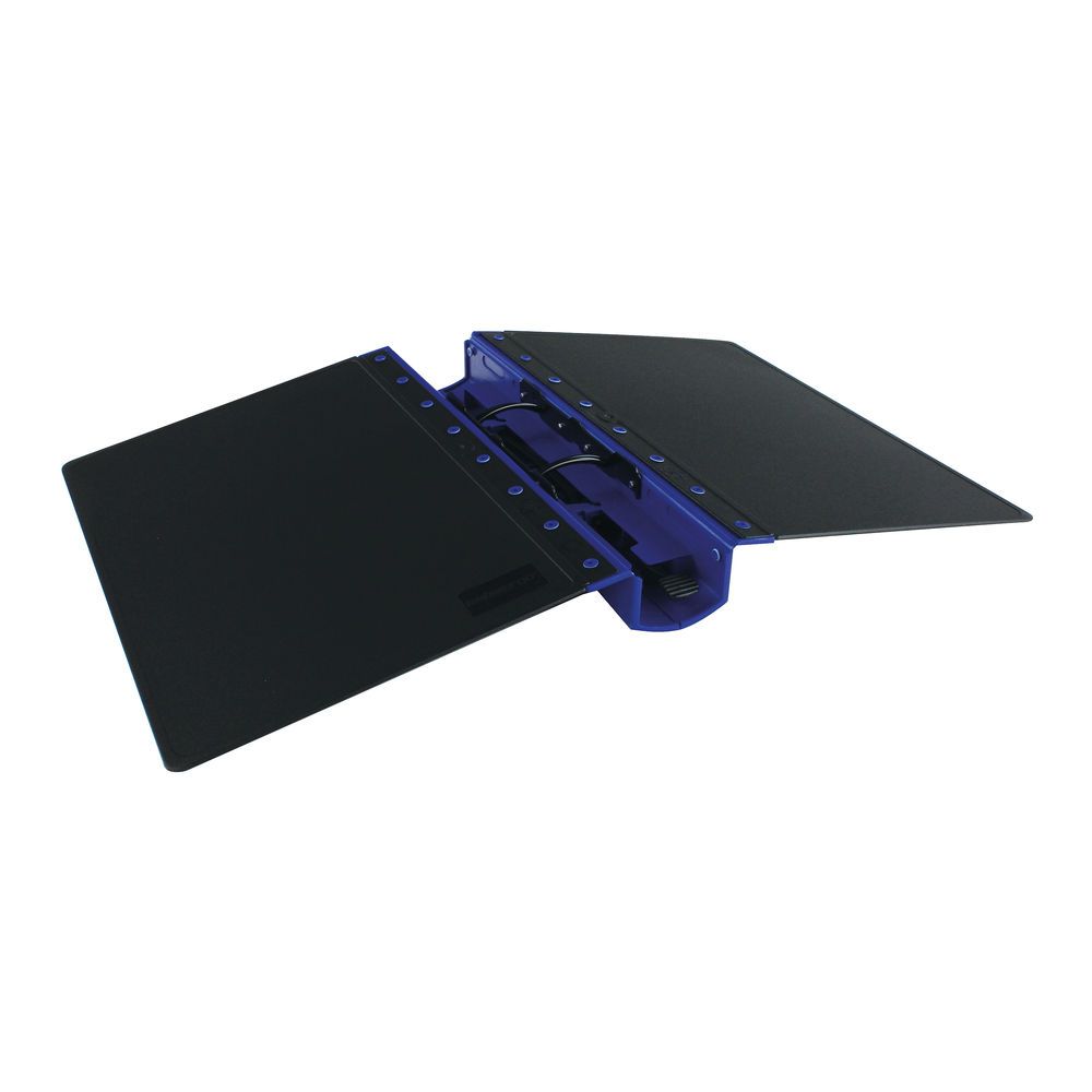 Guildhall GL Ergogrip 2 Ring Binder A4 Blue (Pack of 2) 4509