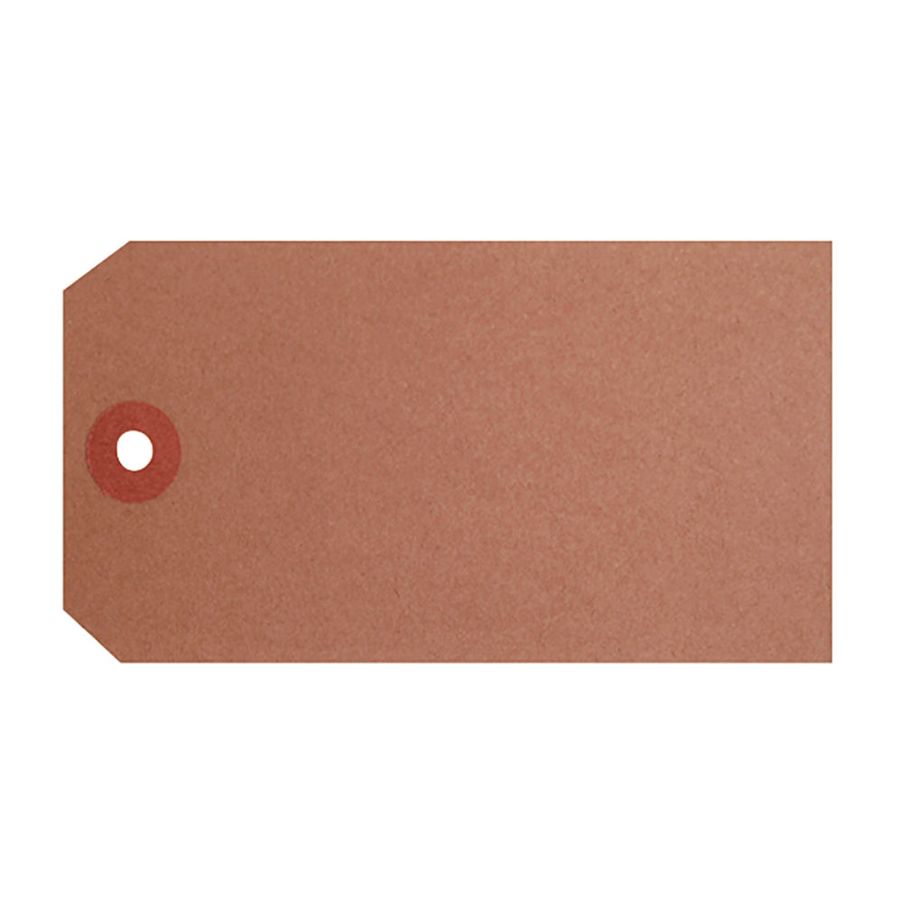 UnStrung Tags 5A 120x60mm Buff Single (Pack of 1000) TG8025