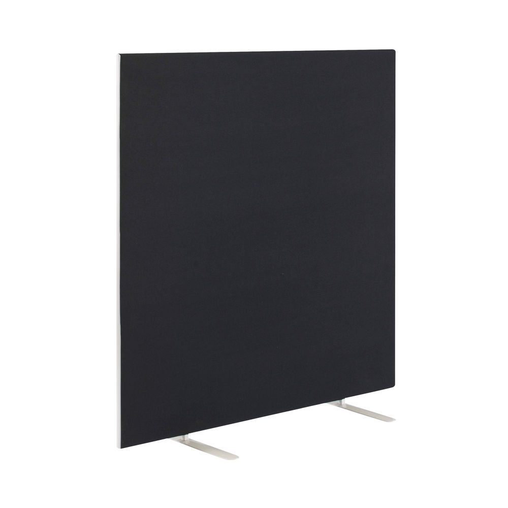 Jemini W1600 x H1800mm Black Floor Standing Screen