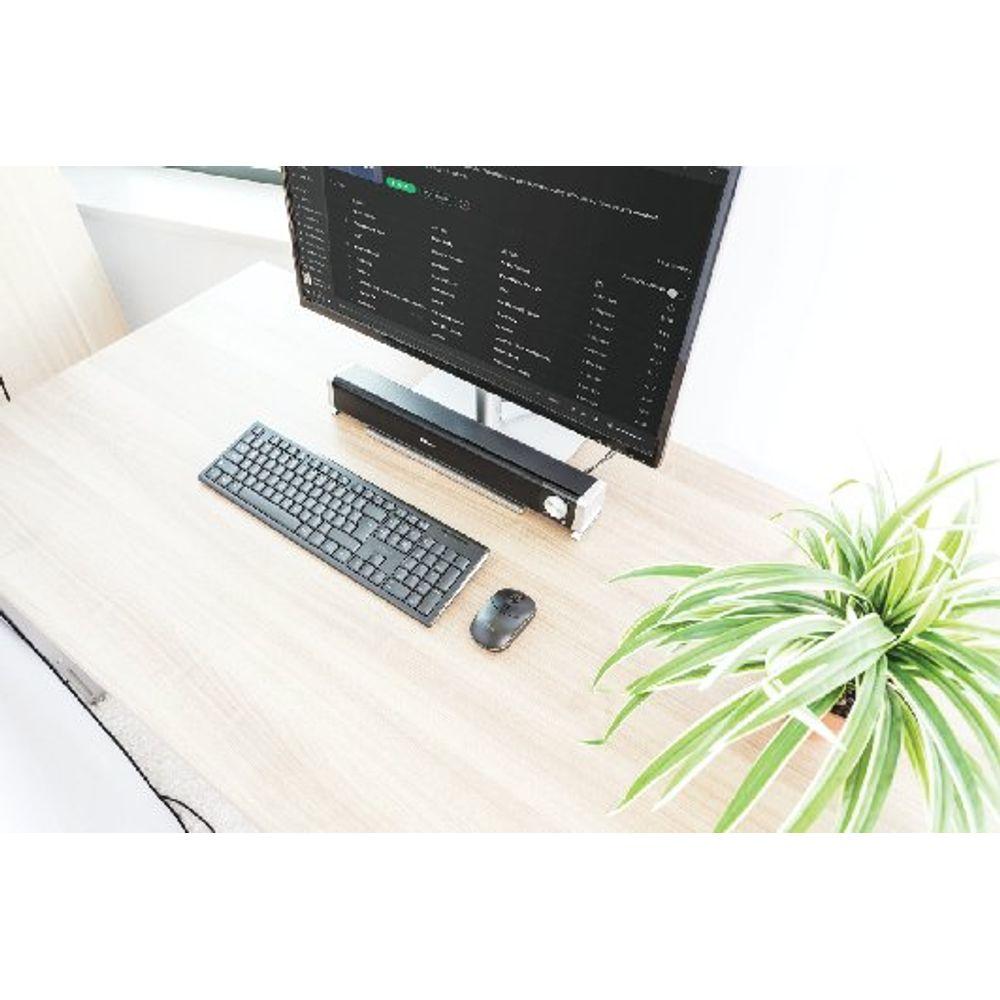 Trust Asto Sound Bar PC & TV Speaker 21046