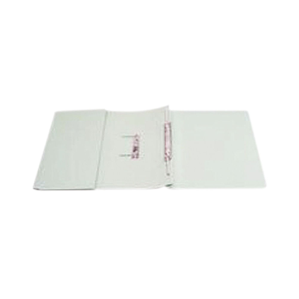 Q-Connect Green Transfer Pocket Files 35mm, Pack of 25 - 27204
