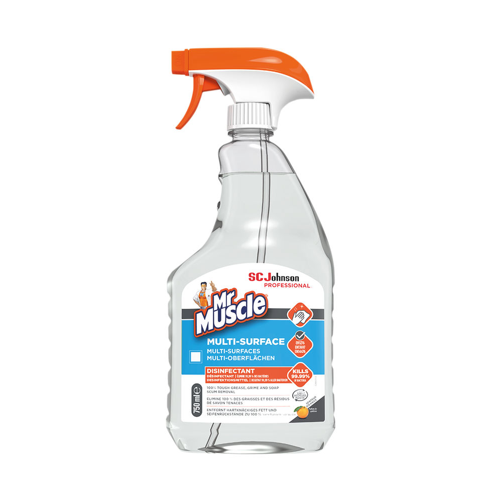 Mr Muscle 750ml Multi-Surface Cleaner - 307919