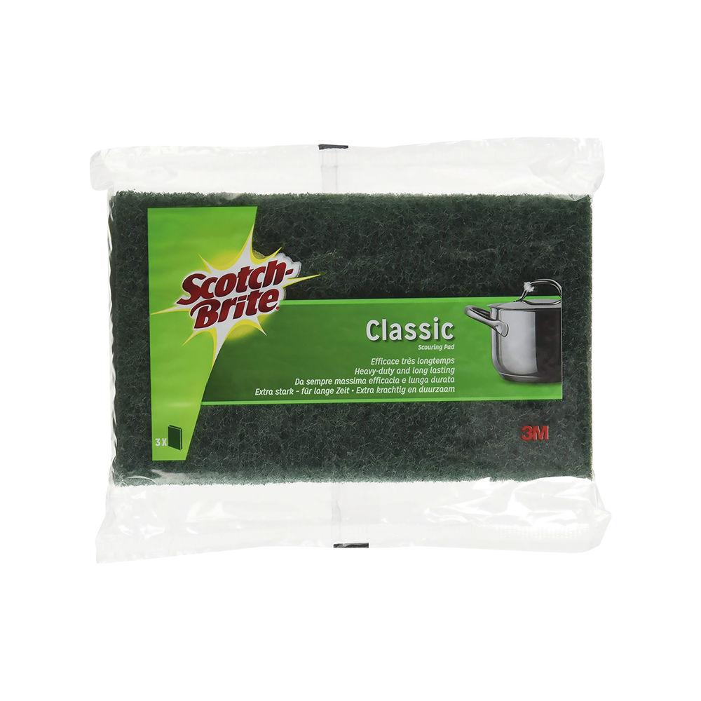 Scotch-Brite Classic Scouring Pads, Pack of 36 - 223