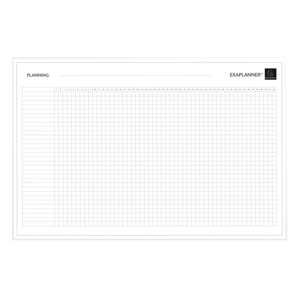Exacompta Magnetic Project Management Planner - 57160E