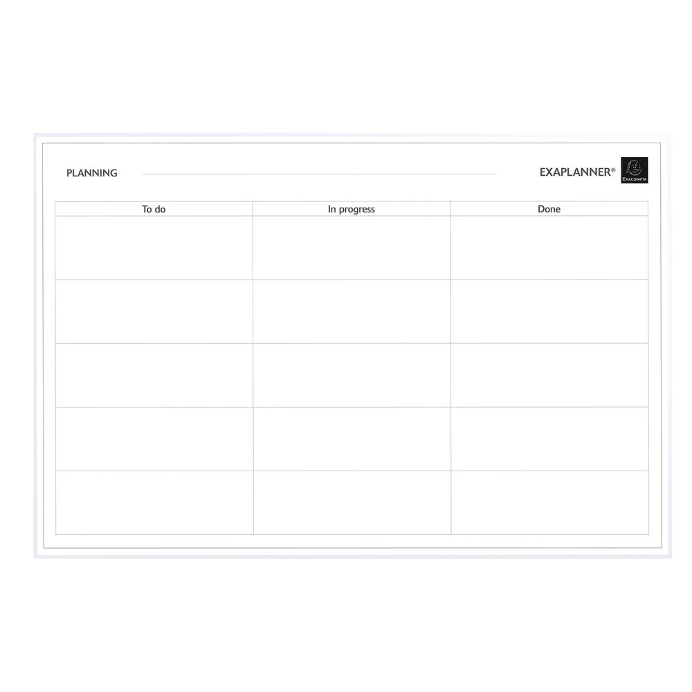 Exacompta Magnetic To Do List - 57180E