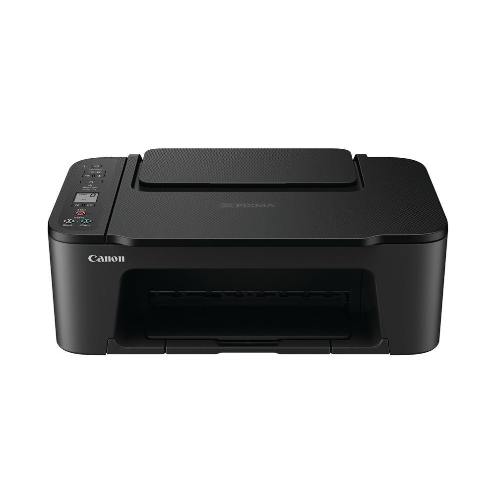 Canon Pixma TS3450 Inkjet Printer Black 4463C008