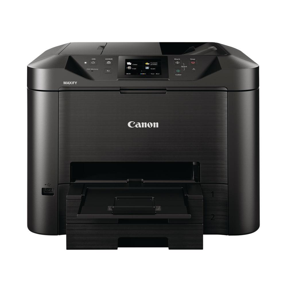 Canon Maxify MB5455 Colour Multifunction Inkjet Printer - 0971C028