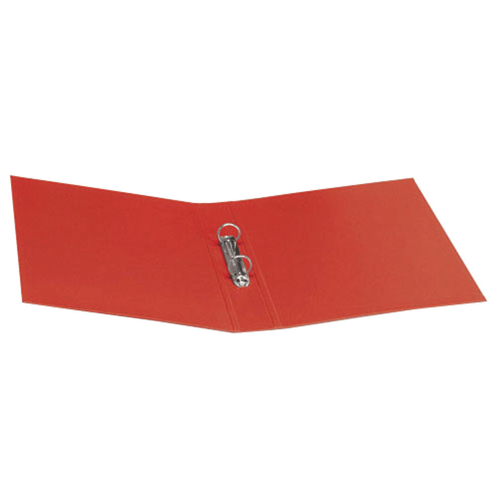 Red A4 25mm 2-Ring Binders, Pack Of 10