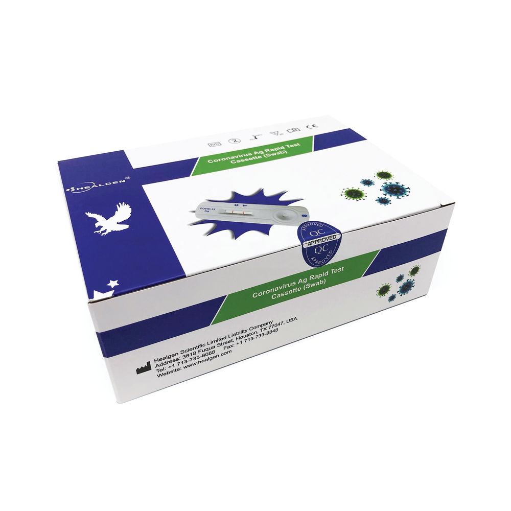 Healgen Rapid Covid Test Kit (Pack of 20) PPPE402