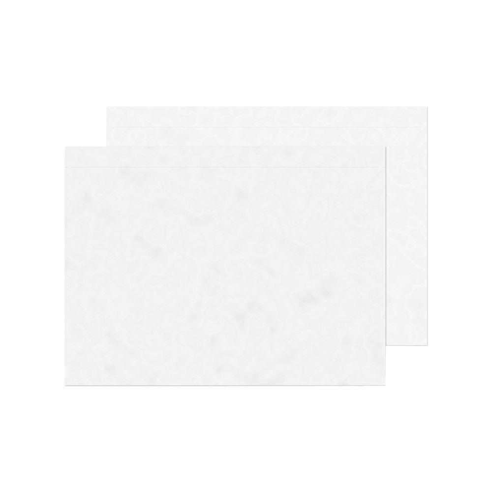 Go Secure C4 Documents Enclosed Plain Envelope, Pack of 500 - PDE50