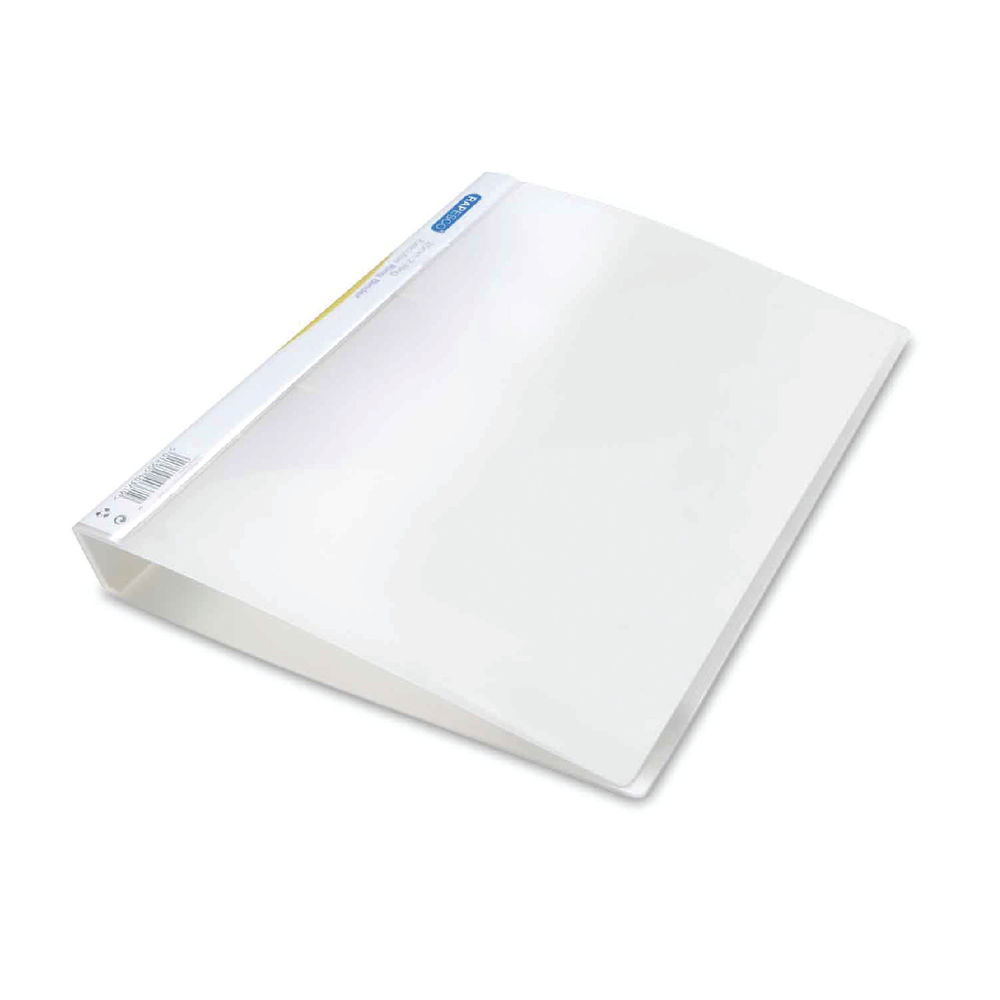 Rapesco Executive Presentation Clear 4 D-Ring Binder 25mm - 0802