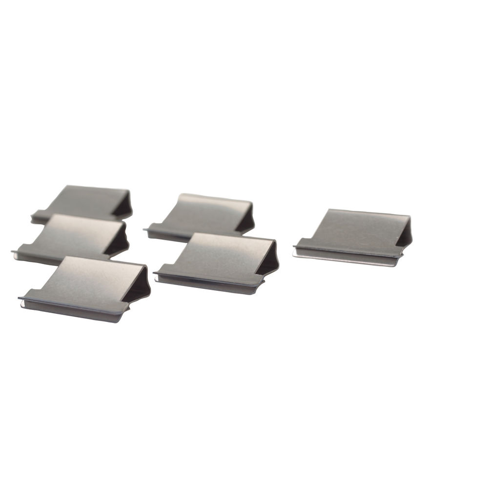 Rapesco Supaclip 40 Clips Stainless Steel