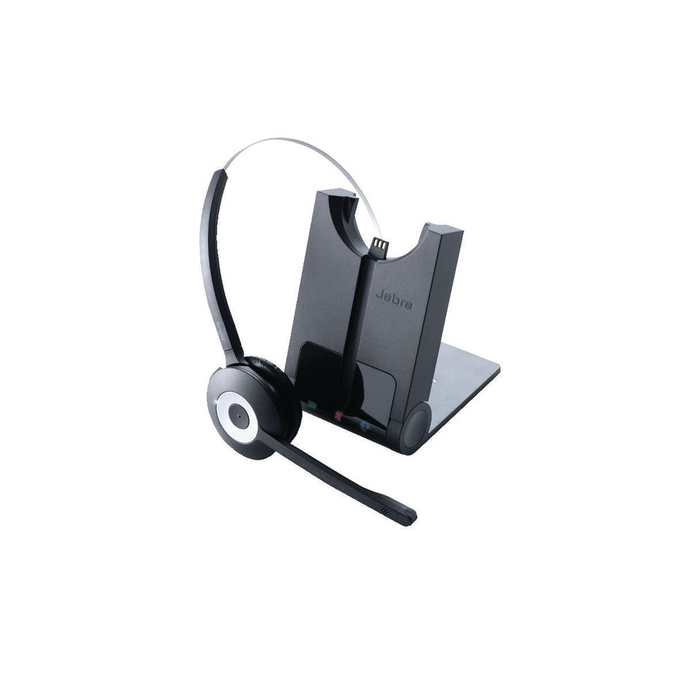 Jabra Pro 920 Wireless Mono Headset - 920-25-508-102
