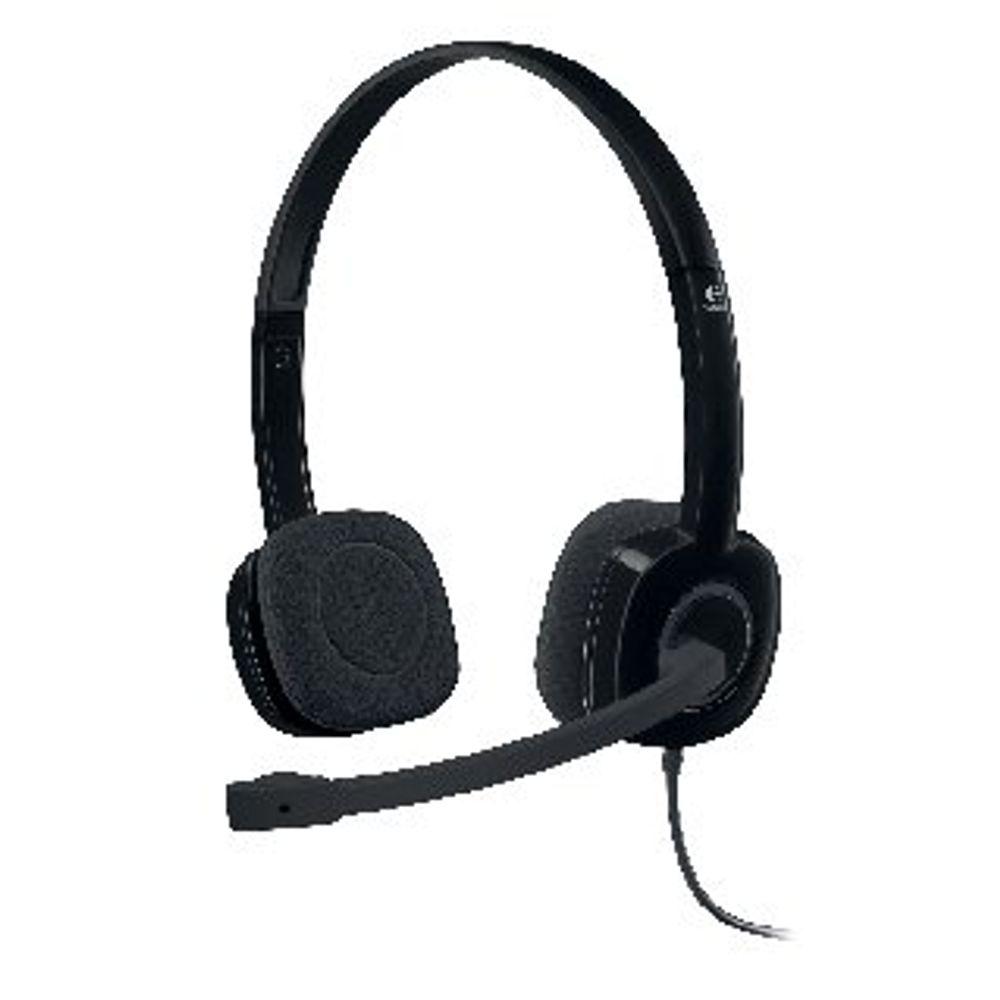 Logitech H151 Stereo Headset – 981-000589