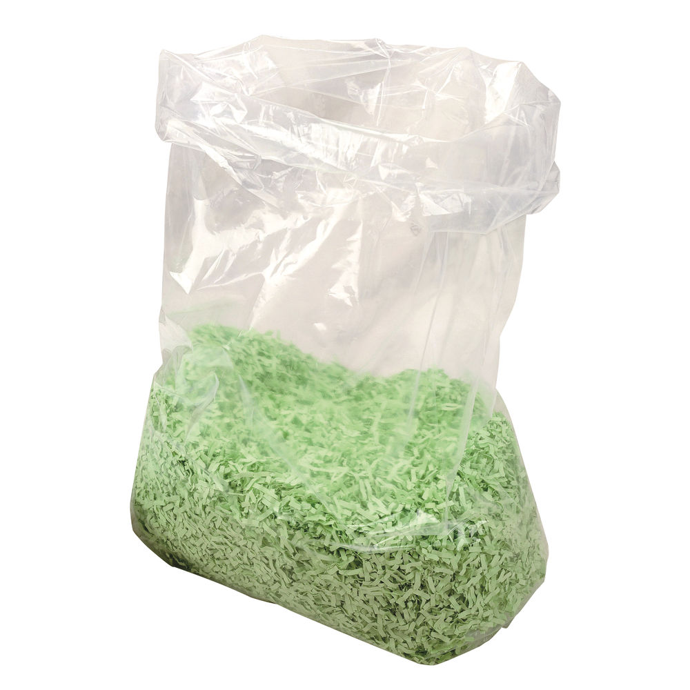 HSM Shredder Bags For Securio B32, Pack of 100 - 1330995000