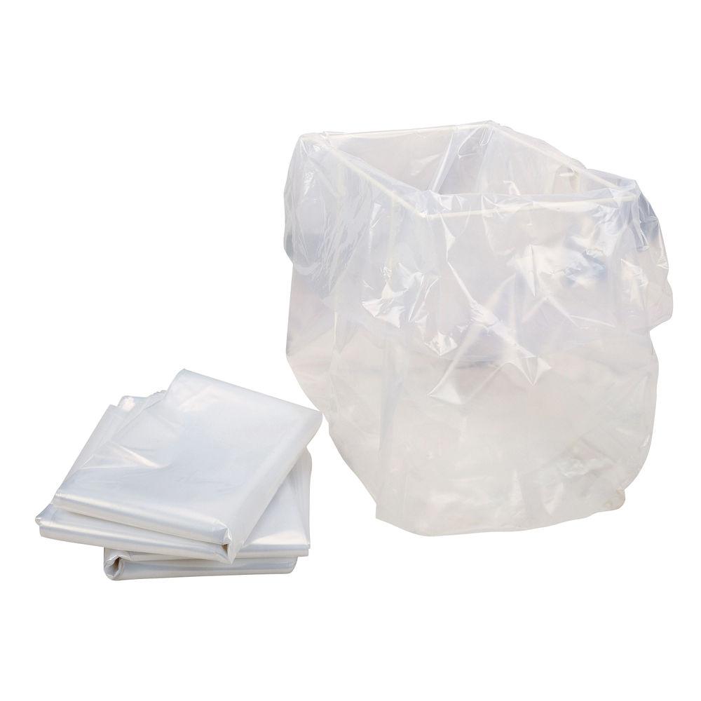 HSM Shredder Bags For Securio B32, Pack of 10 - 1330995100