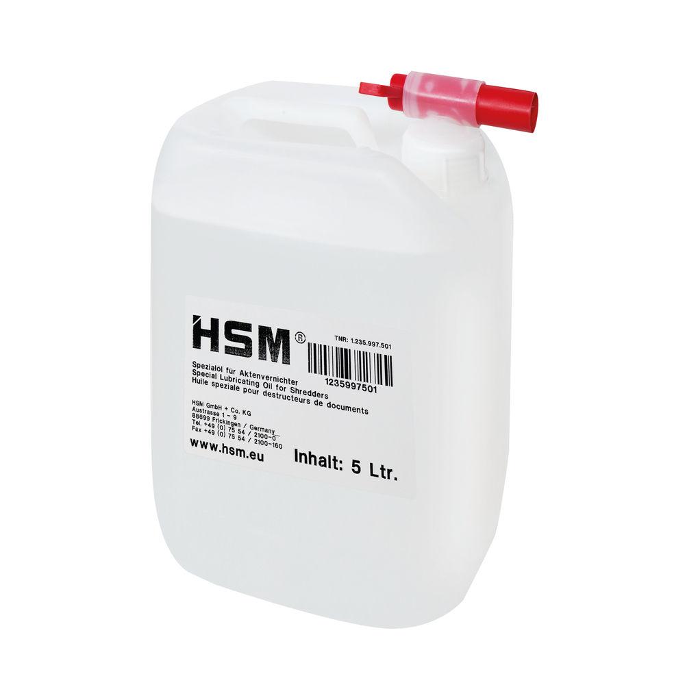HSM 5L Shredder Oil - 1235997501