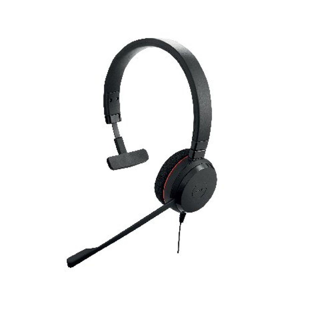 Jabra Evolve 20 SE UC Monaural Headset - 4993-829-409