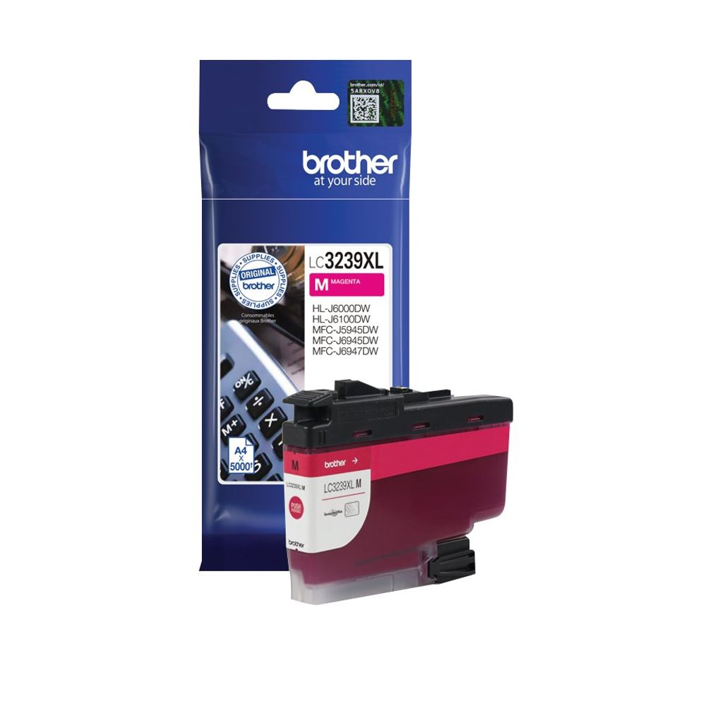 Brother LC3239XLM High Capacity Magenta Ink Cartridge - LC3239XLM
