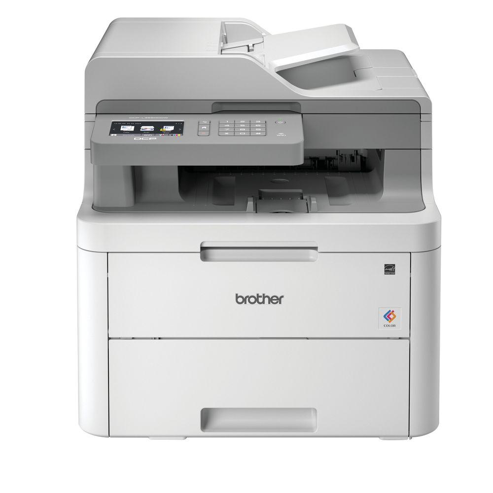 Brother DCP-L3550CDW 3 in 1 Colour Laser Printer DCPL3550CDWZU1