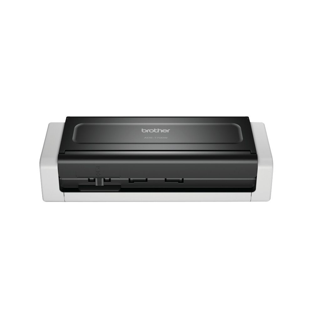 Brother ADS-1700W Document Scanner | Compact | Wireless, PC Connected & Network