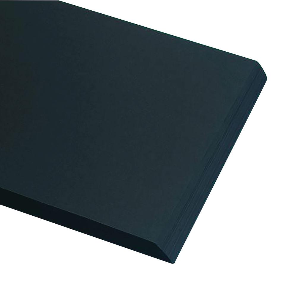 A2 Black Sugar Paper 140gsm (Pack of 250) STA2140