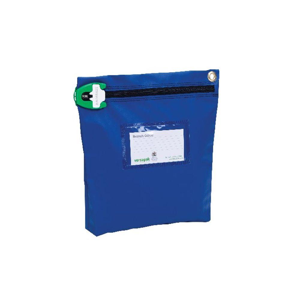 Versapak Blue High Security Pouch - CCB1_T2SEAL