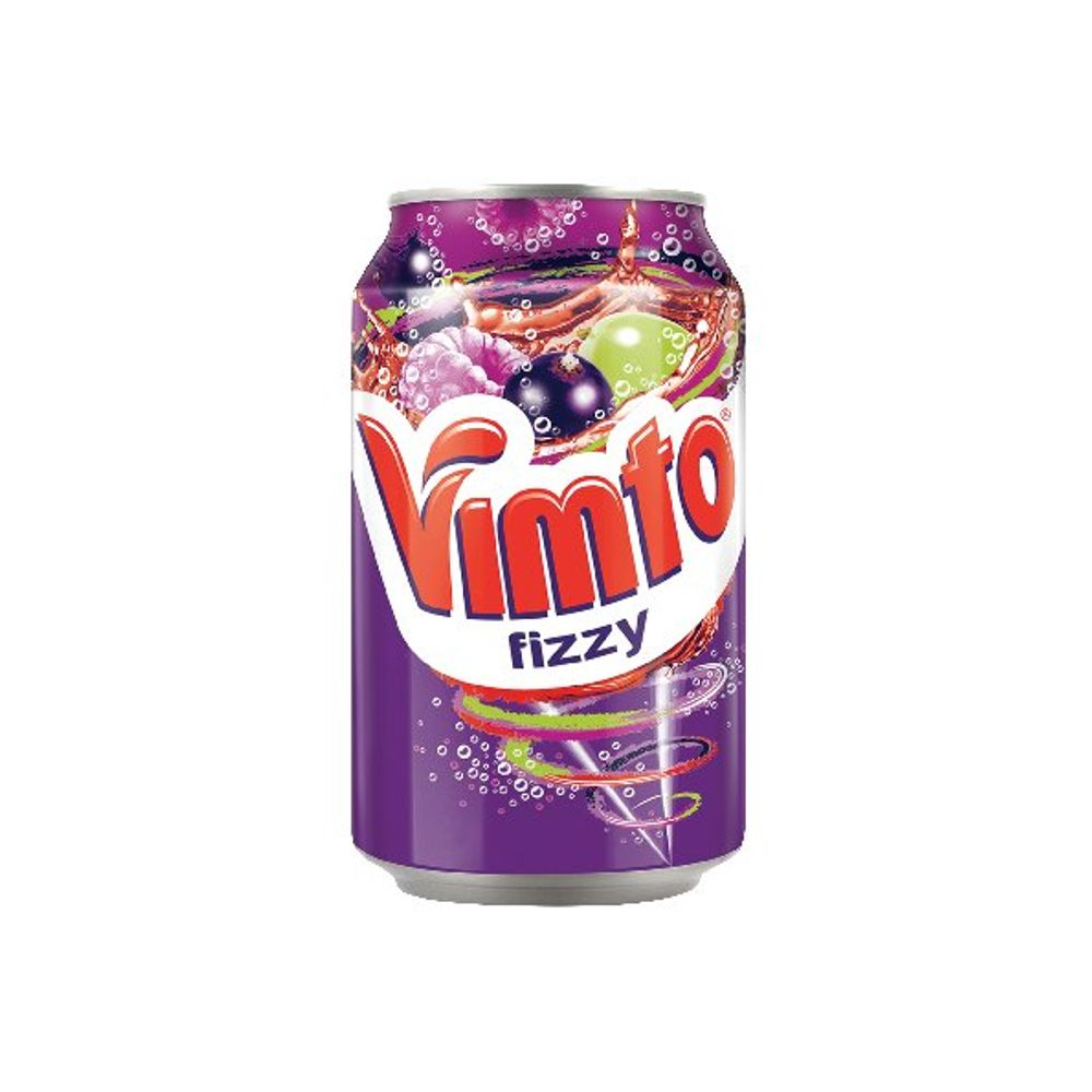 Vimto 300ml Cans (Pack of 24) - 2000