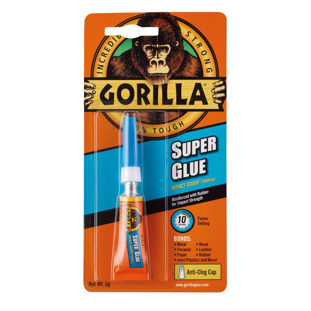 Gorilla 3g Waterproof Super Glue - 4044301