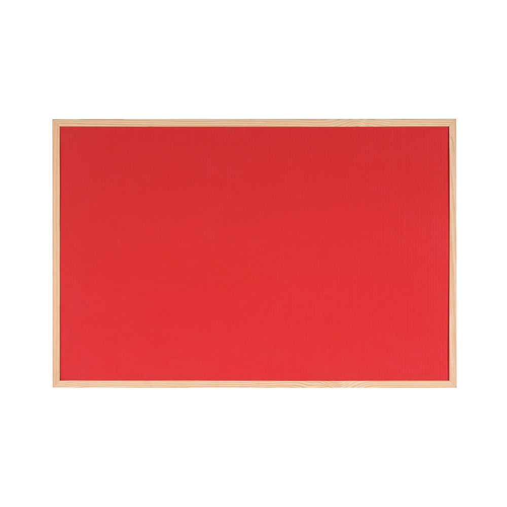 Bi-Office 600 x 900mm Double-Sided Noticeboard | FB0710010