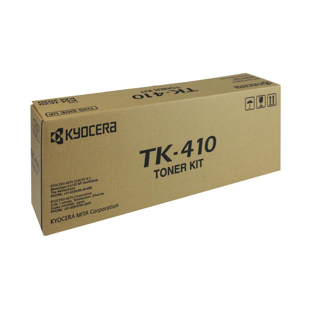Kyocera TK-410 Black Toner Cartridge 370AM010