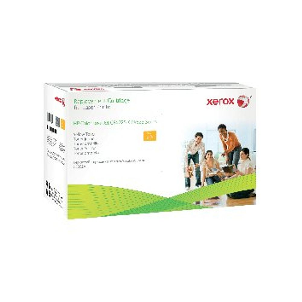 Xerox Compatible Yellow CE262A Toner 106R02219