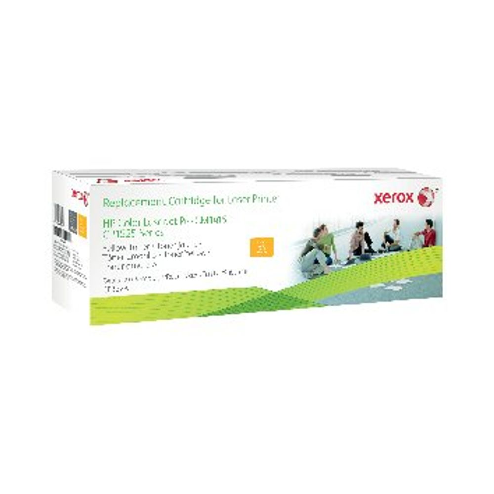 Xerox Compatible Toner Yellow CE322A 106R02224
