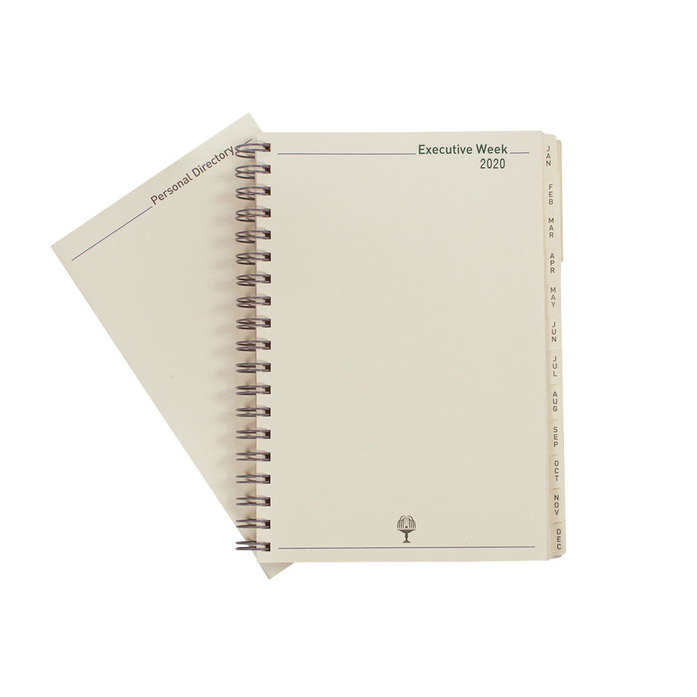 Collins Elite Executive Week to View 2021 Diary Refill - 1130R
