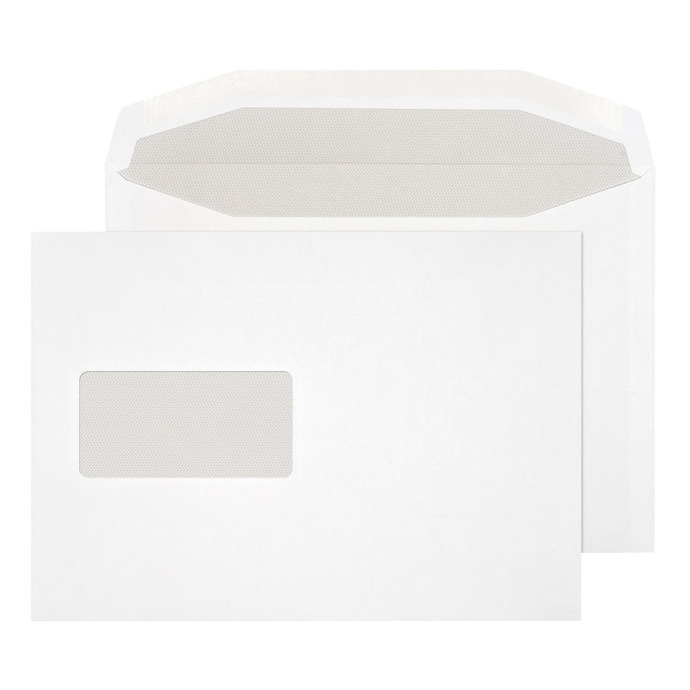 Blake C5 White Mailer Envelope (Pack of 500) – 5000