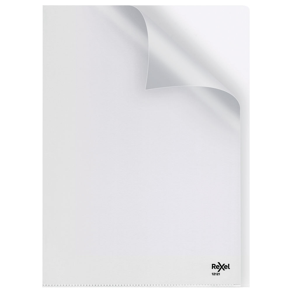 Rexel Nyrex A4 Cut Back Folders, Pack of 25 - 12121
