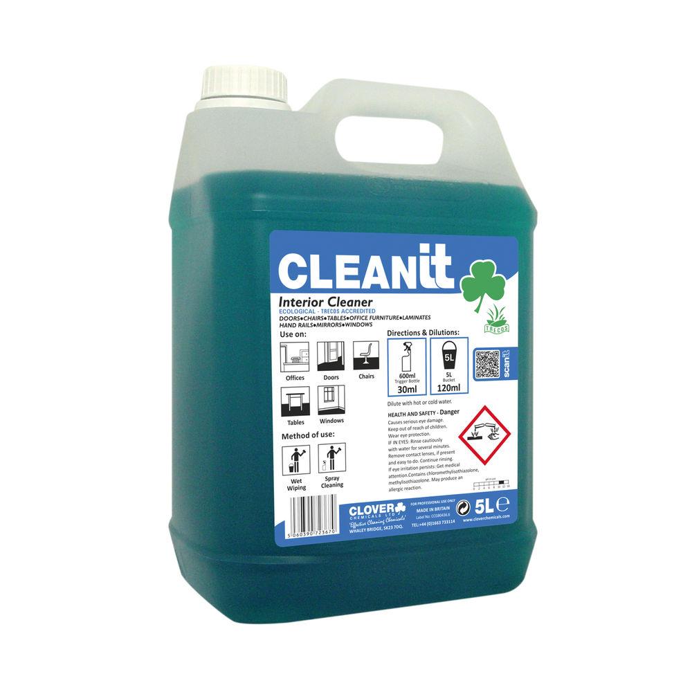 Clover Multi-Surface Cleaner 5 Litre 397