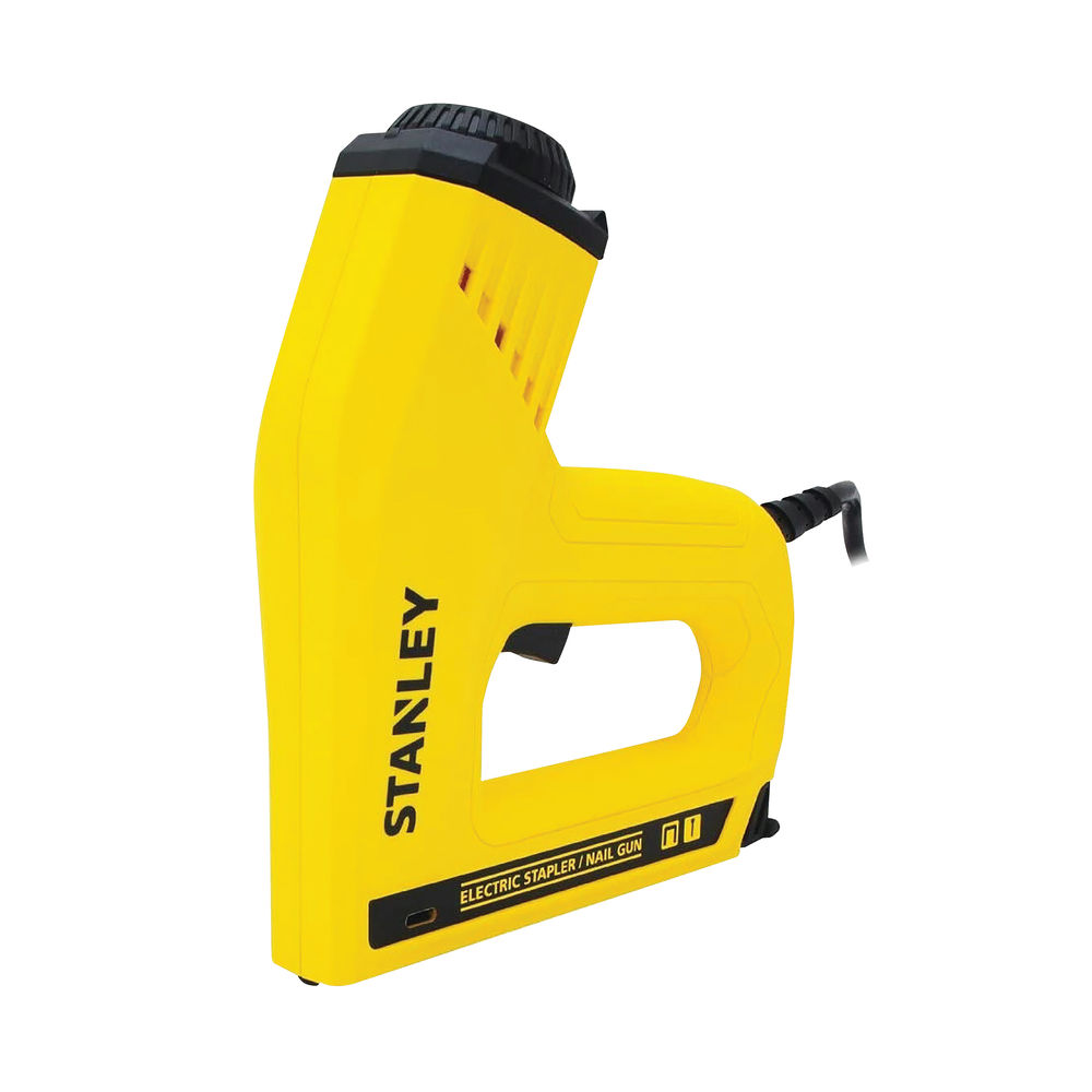 Stanley Heavy Duty Electric Nail and Staple Gun G Type 0-TRE550