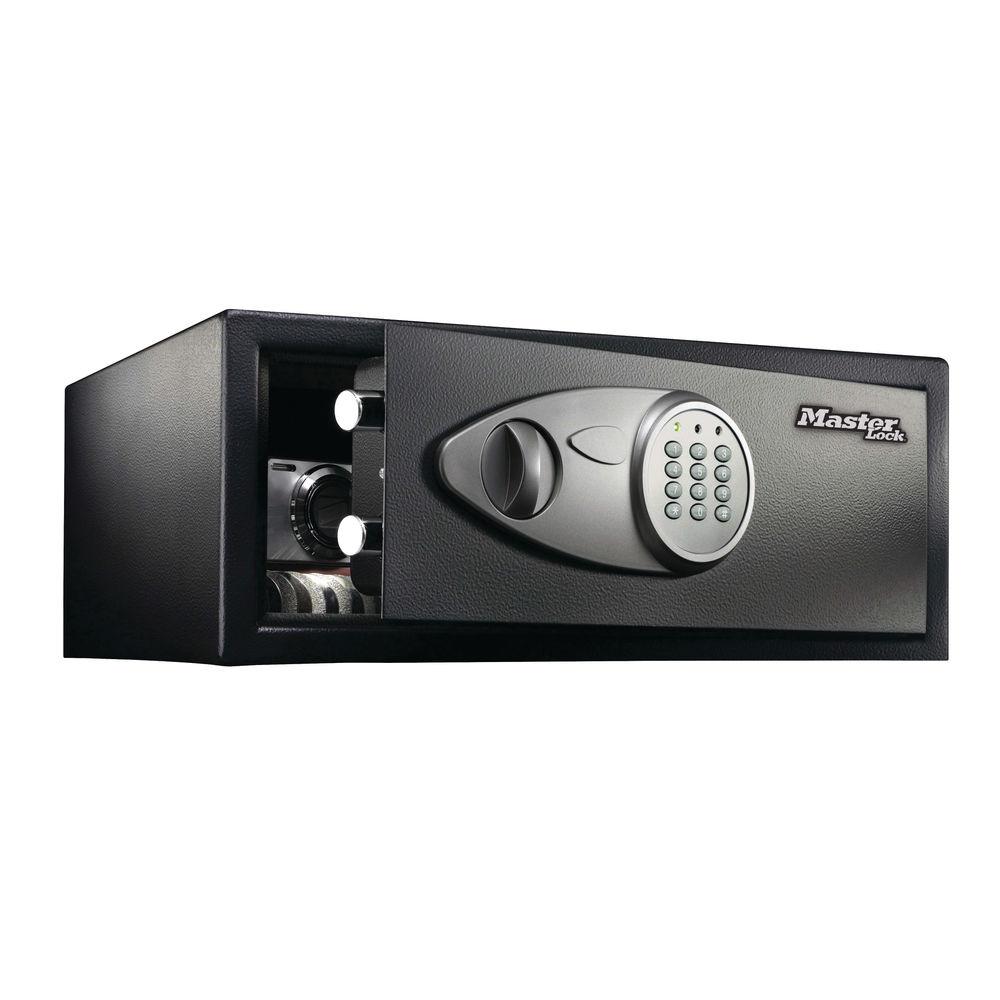Sentry Laptop Safe Electronic Lock Black 22 Litre X075ML