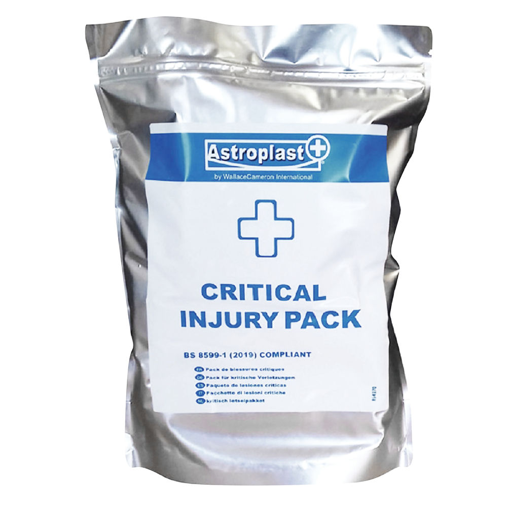 Astroplast Critical Injury Pack - 1020240