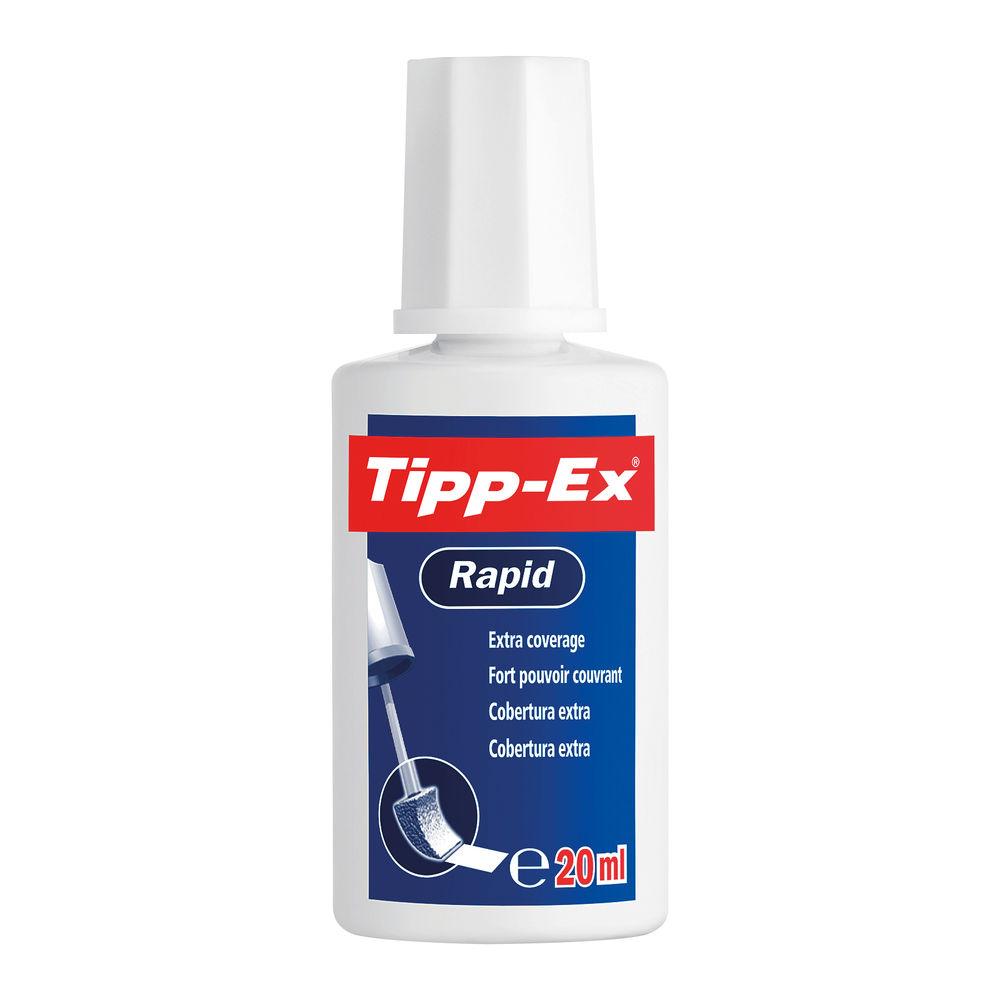 Tipp-Ex Rapid Correction Fluid - 8012969
